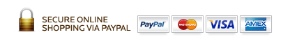 Secure online shopping via PayPal